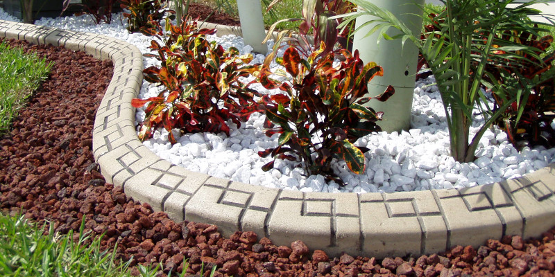 Landscape Curbing and Edging in Winter Haven, Florida